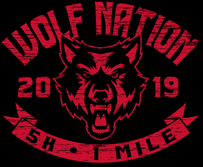 Rome Wolf Nation 5K ** April 27, 2019