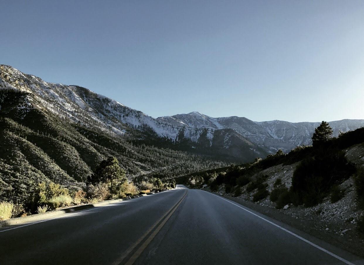 Lee Canyon, Mount Charleston, Nevada
