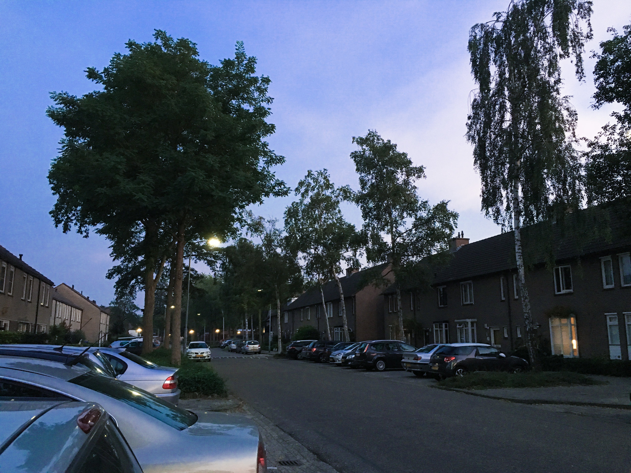 My street!
