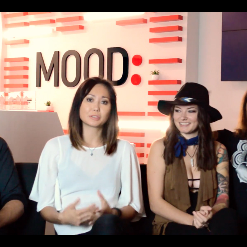 The Texas K.G.B. on Mood Media  Live Show Coverage + Interview  May 10, 2018