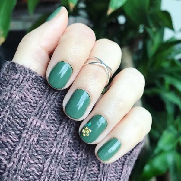 Emerald Queen 🥂🍾💅🏻 #CosmoNailBar #DFWNails