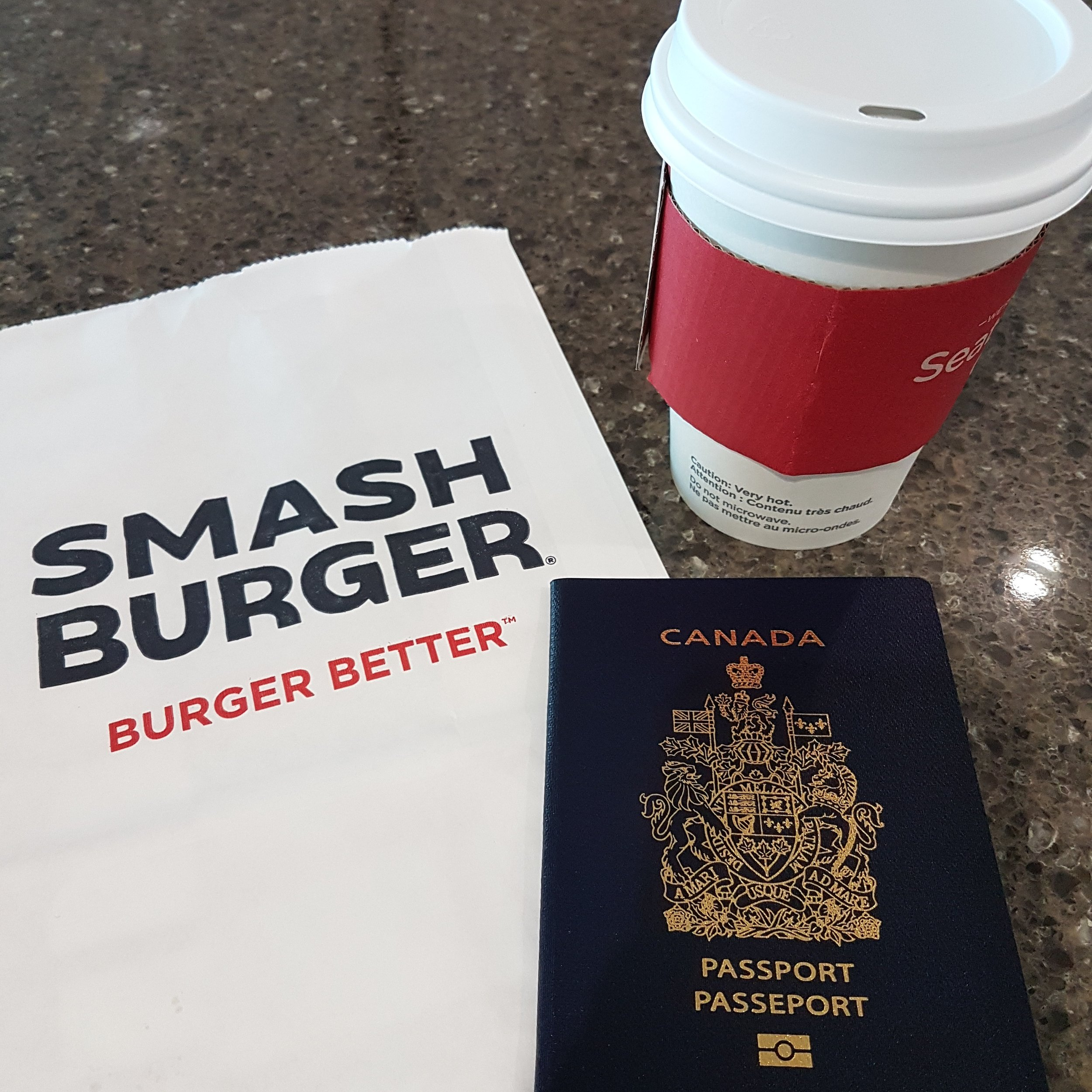 Have you guys tried the breakfast at Smash Burger??? Delish!