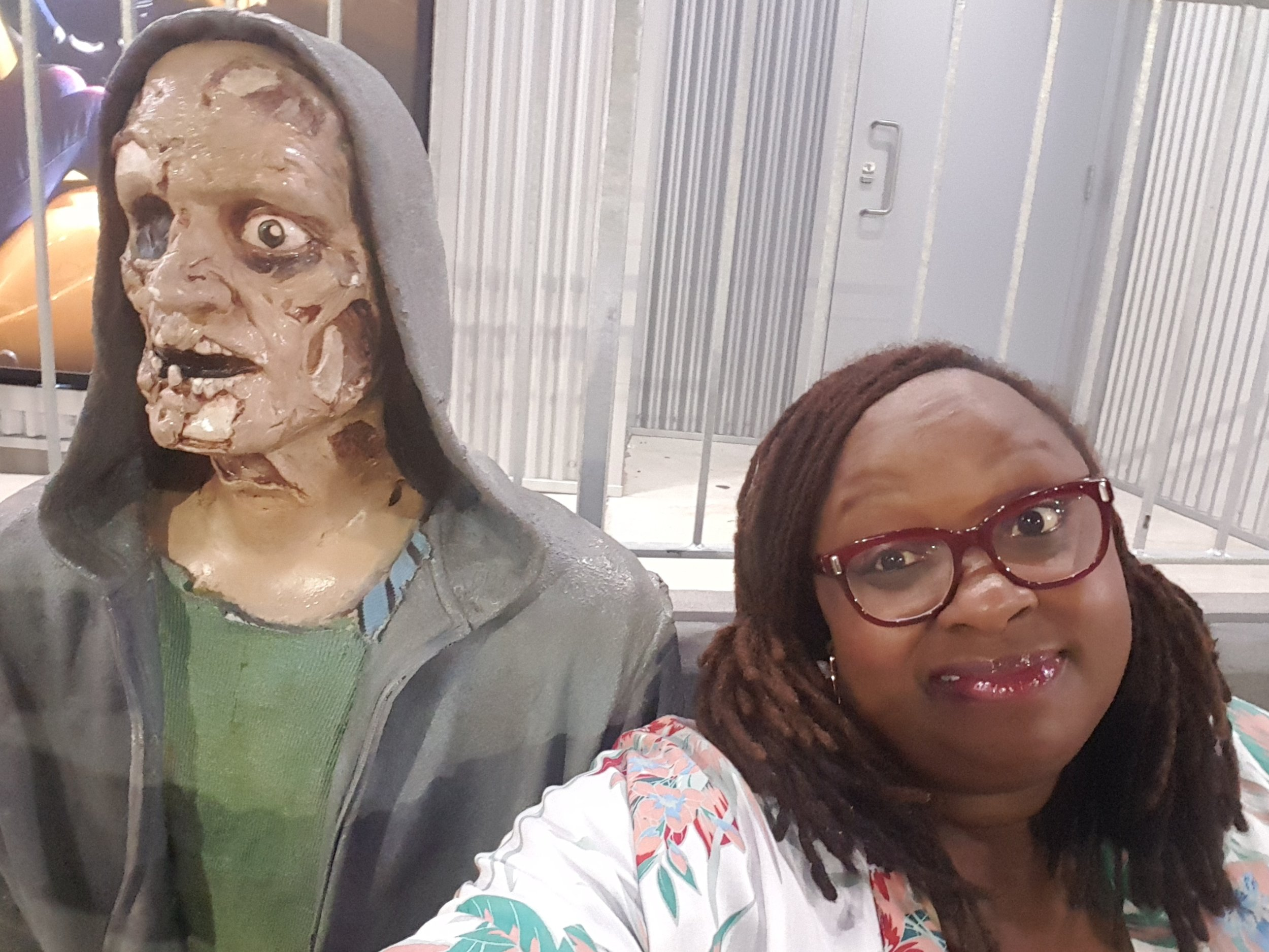 I'm never single for long....meet my new boyfriend. He's actually dead on the inside.