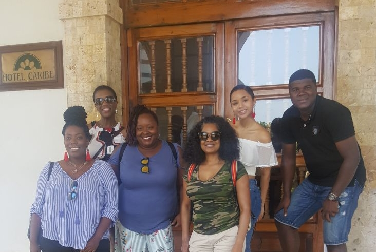 Some more of my solo traveller boo's with Chris from Experience Real Cartagena.