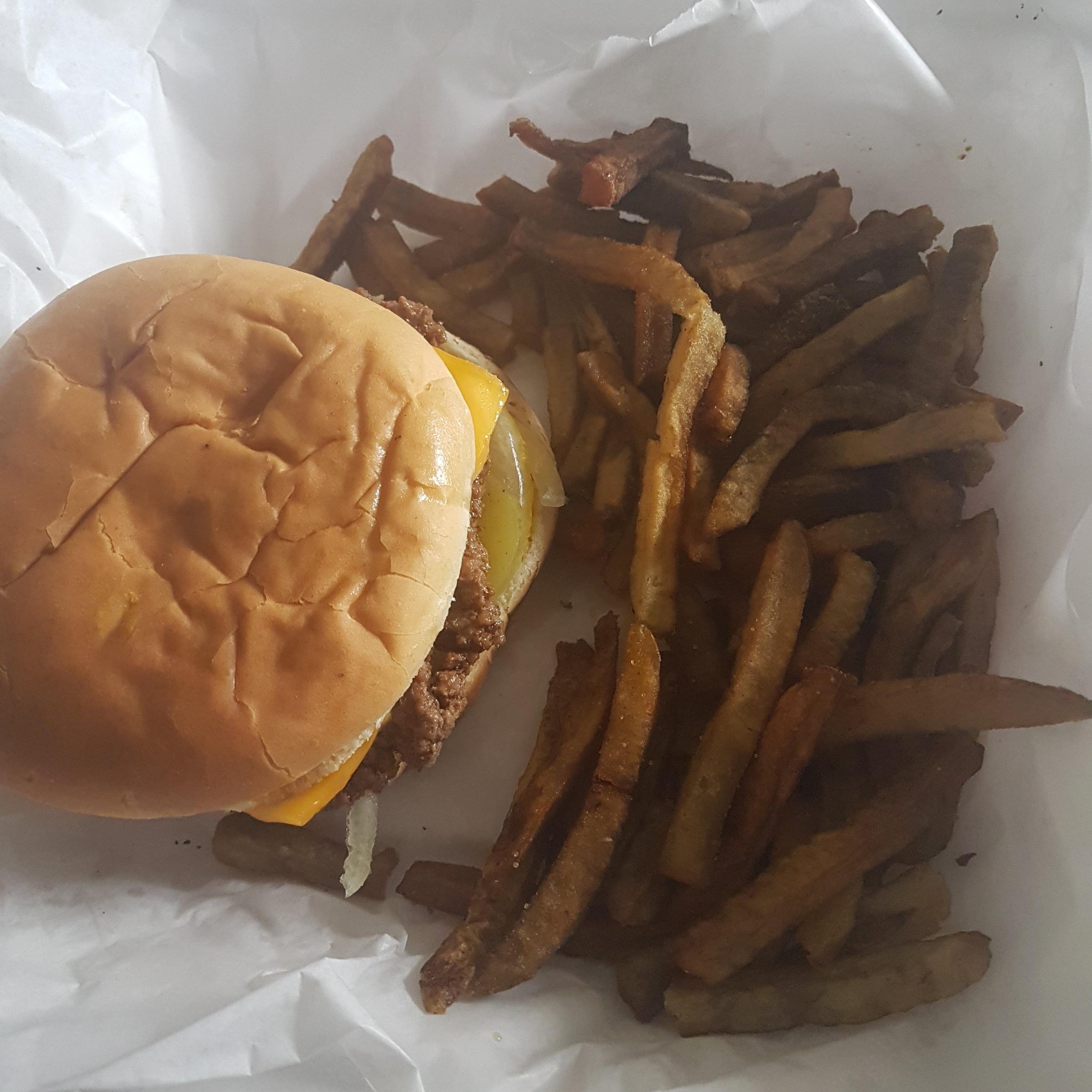 Plain but delicious!