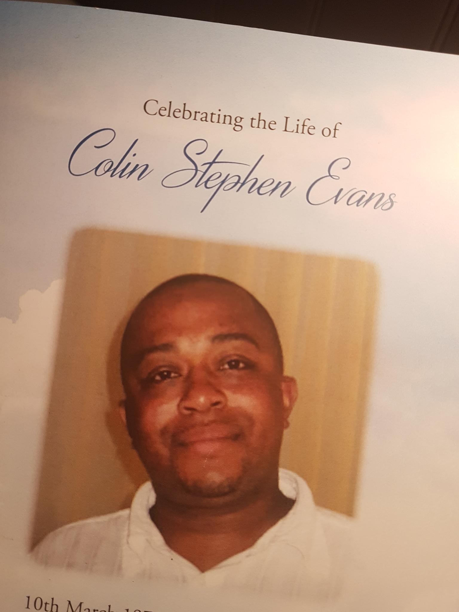 My cuz…. RIP.