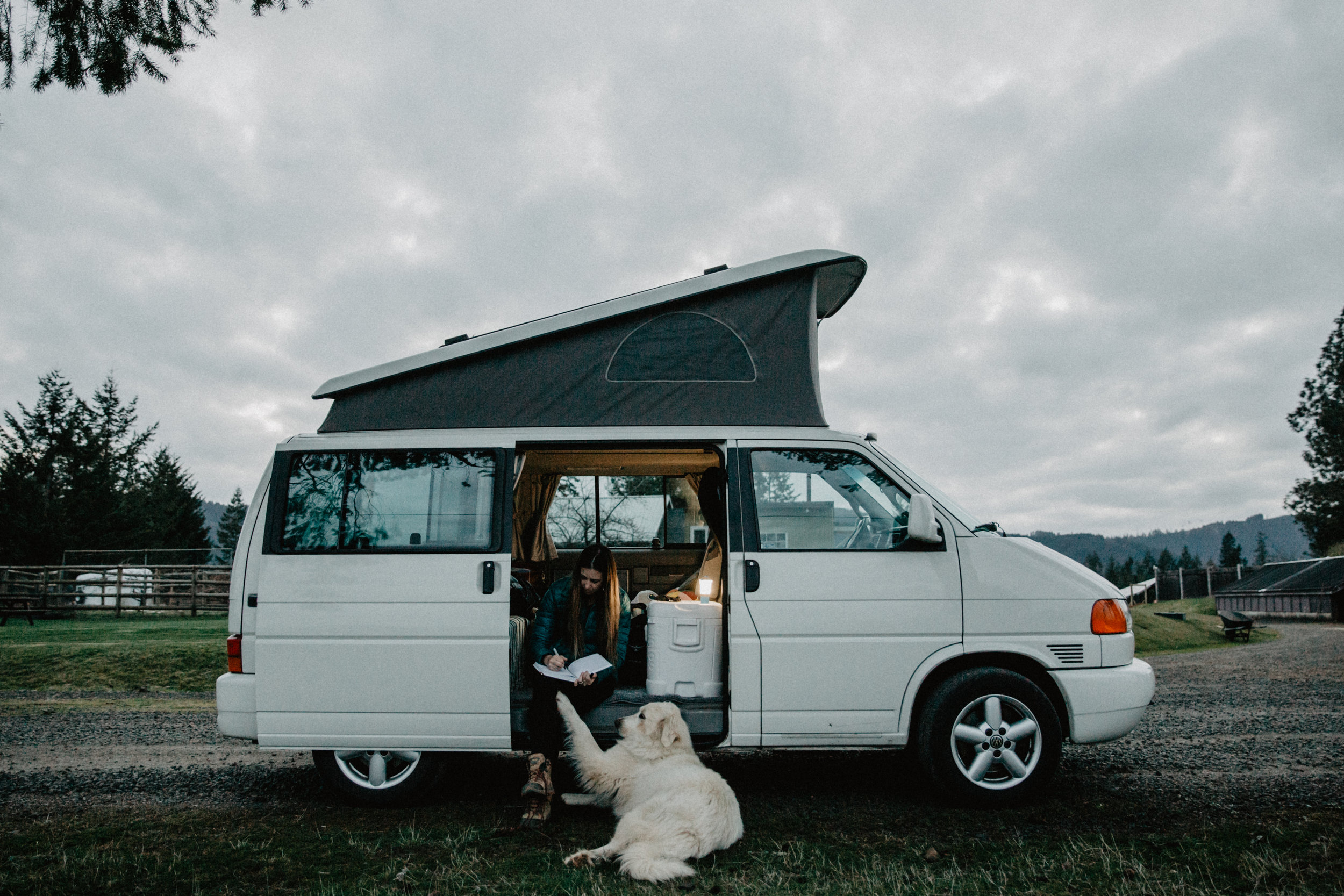 Featured Van: Trillium (Eurovan Weekender)