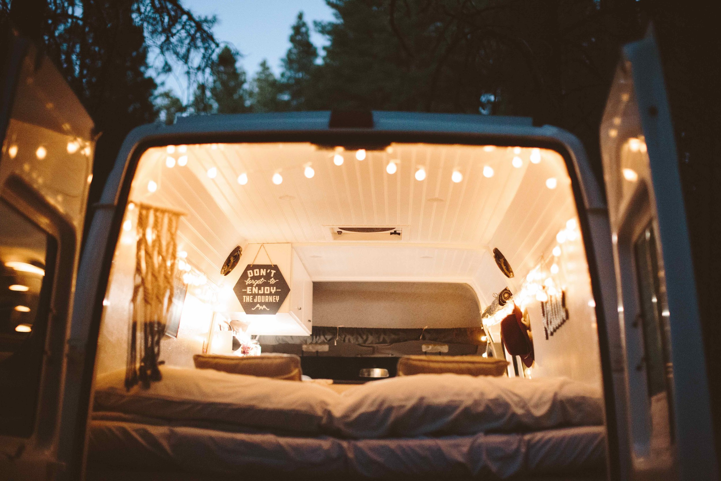 Featured Van: Roads and Rose
