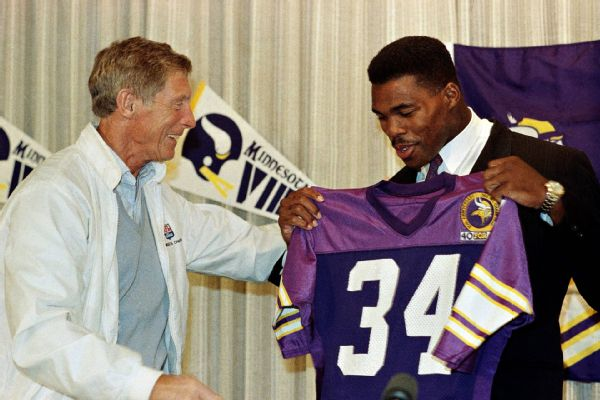 In 1989, Jimmy Johnson shipped Herschel Walker over to the Vikings for a boatload of draft picks - does Brown have enough trade value to yield similar results for the Steelers?