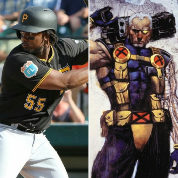 Josh Bell as Cable (Nathan Summers)