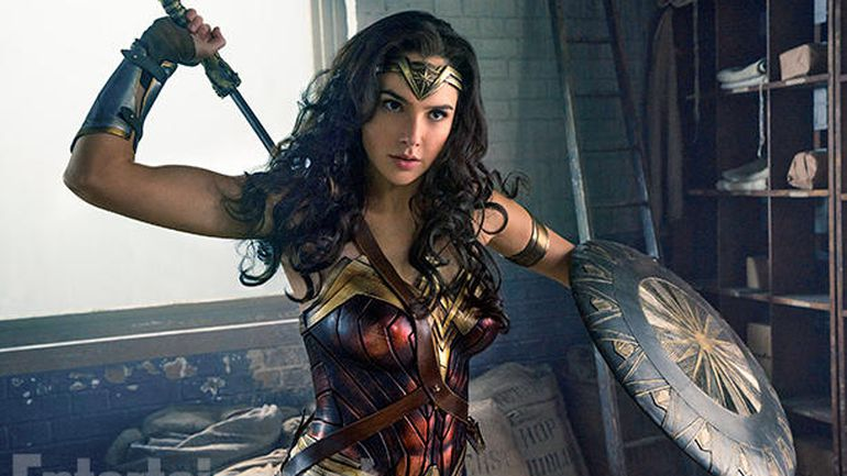 Though story wasn't the primary focus in WW, Gal Gadot stood out as the iconic character.