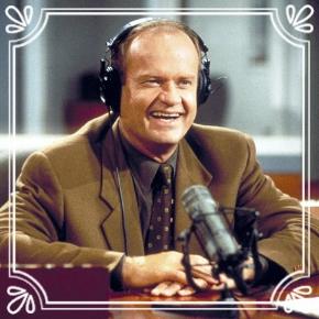 Pick #2:Dr. Frasier Crane - Frasier - Sitcom Male(Zack)