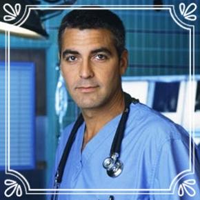 Pick #20:Dr. Douglas Ross - E.R. - Drama Character(Dominic)