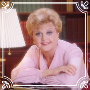 Pick #40: Jessica Fletcher - Murder, She Wrote - Drama Character (Marcus)