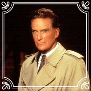 Pick #41: Robert Stack - Unsolved Mysteries - T.V. Personality (Dominic)