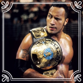 Pick #45: The Rock - T.V. Personality (Marcus)