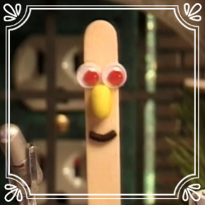 Pick #55: Stick Stickly - Nick in the Afternoon - Nickelodeon (Dominic)