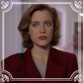 Pick #61: Dana Scully - The X-Files - Drama Character (Zack)