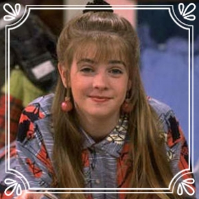 Pick #71: Clarissa Darling - Clarissa Explains It All - Nickelodeon (Marcus)