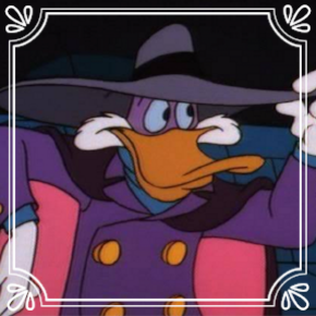 Pick #79: Darkwing Duck - Darkwing Duck- Cartoon Character (Zack)
