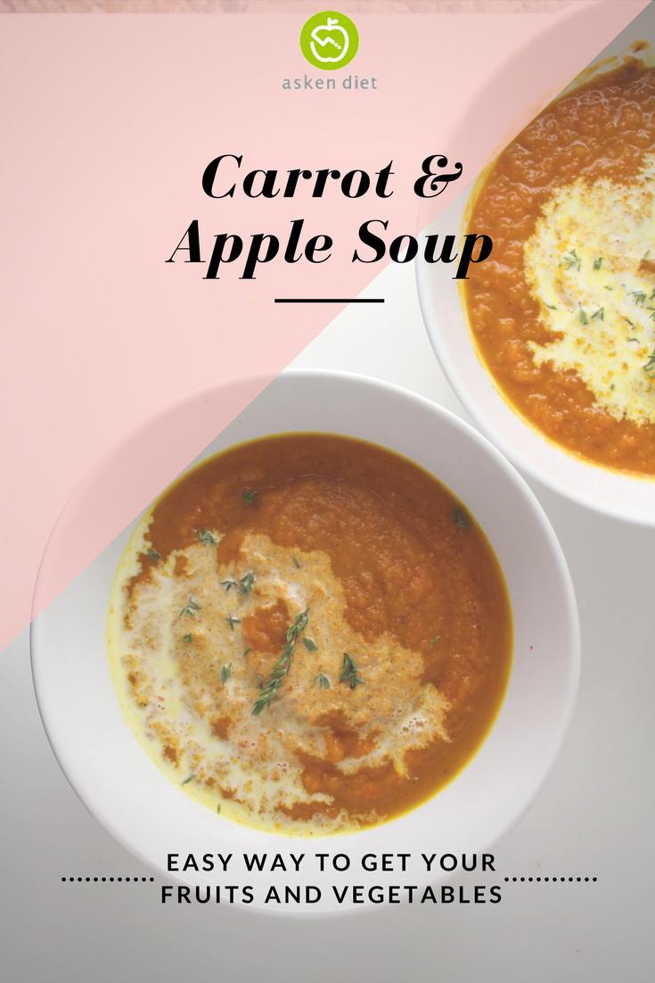 Carrot & Apple Soup