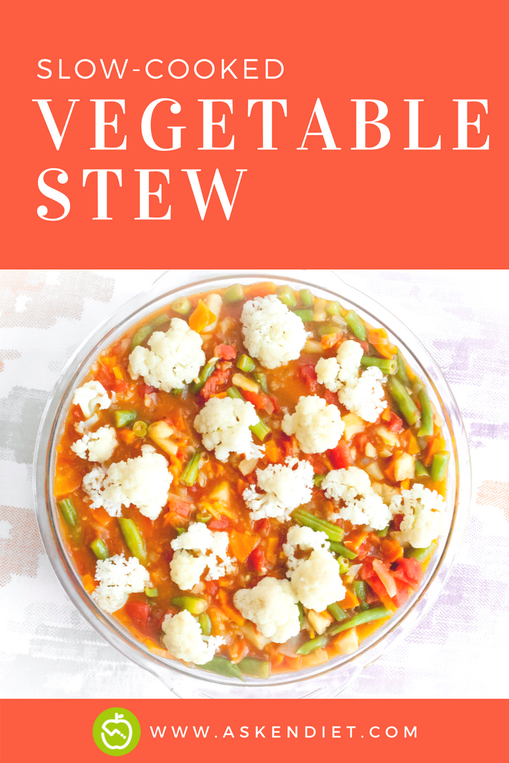 Slow-cooked Vegetable Stew