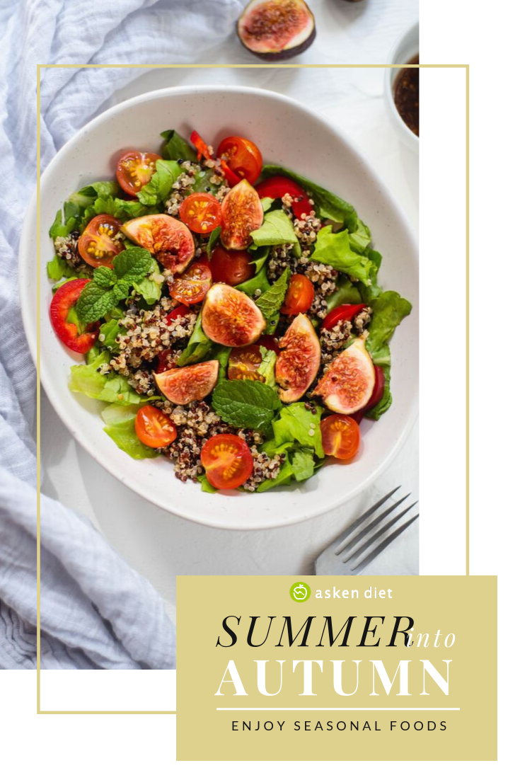 Figs and Quinoa Salad