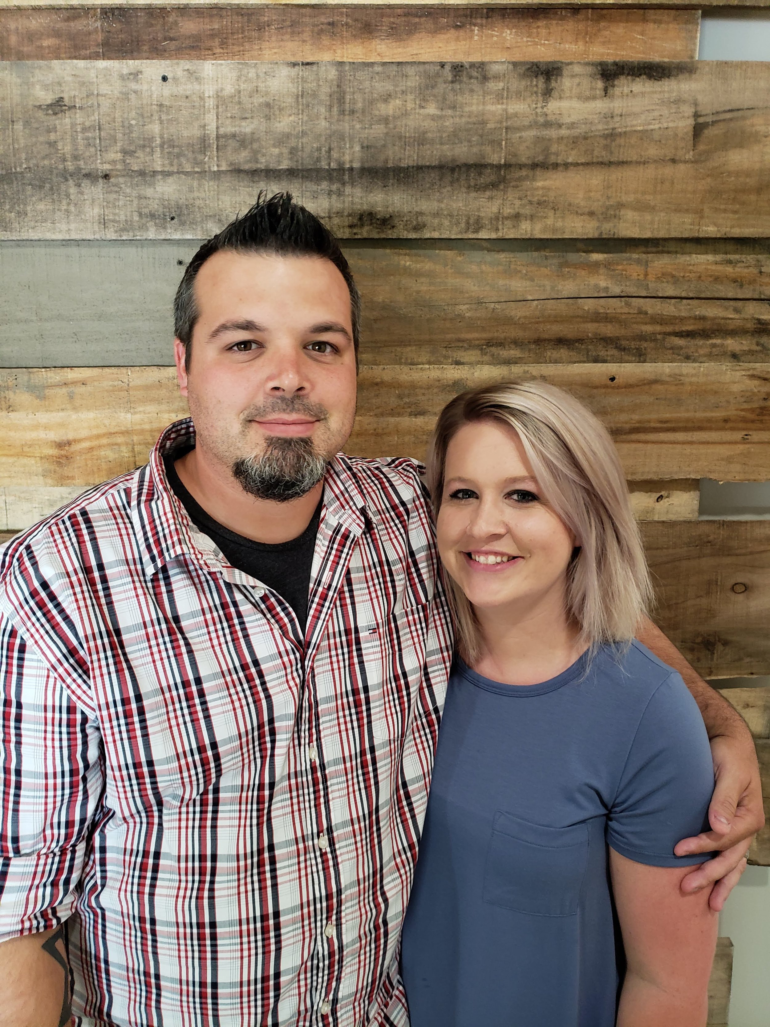 Ryan and Holly Smith - Student Pastors