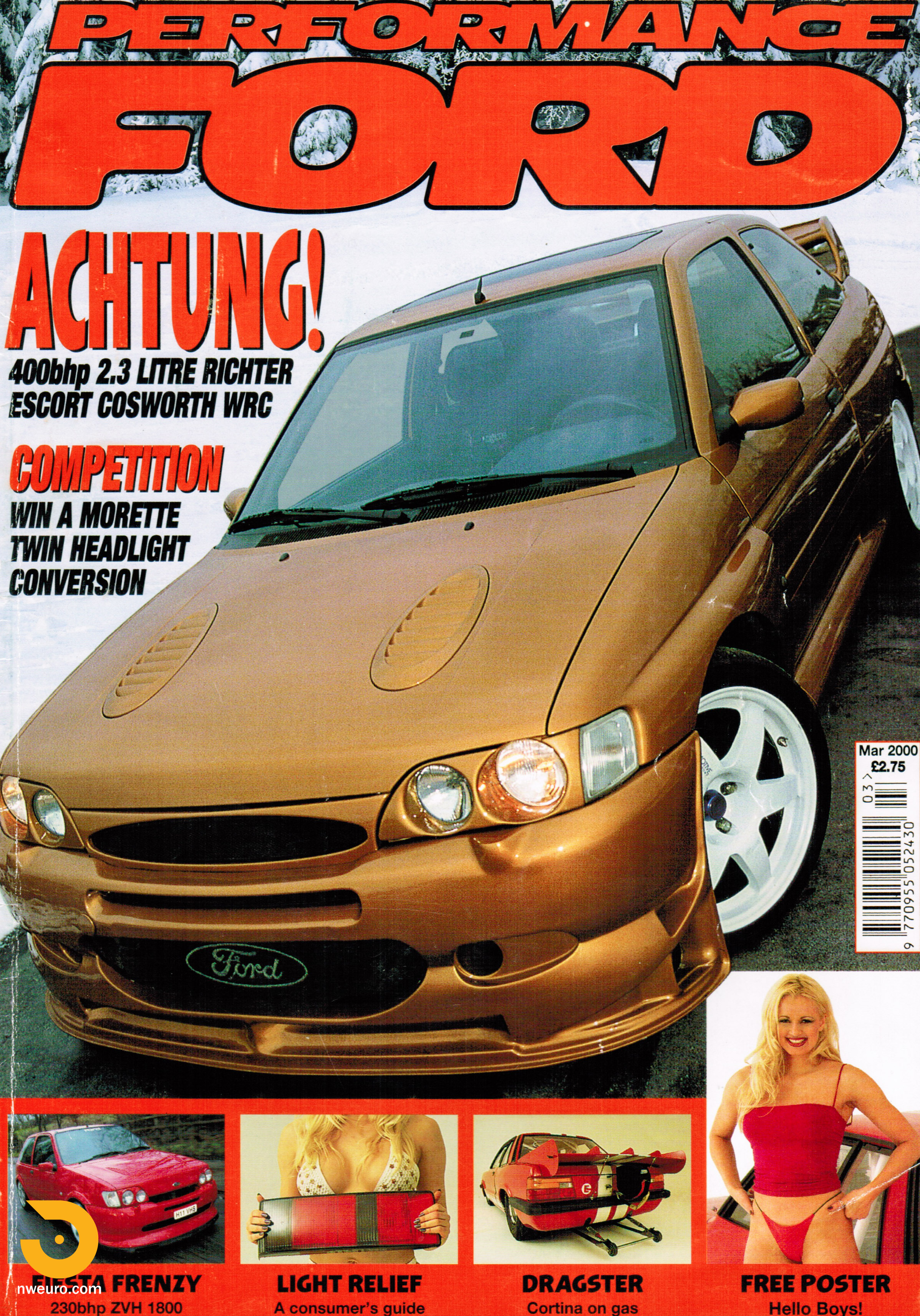 Performance Ford Magazine - Gold Cosworth-1.jpg