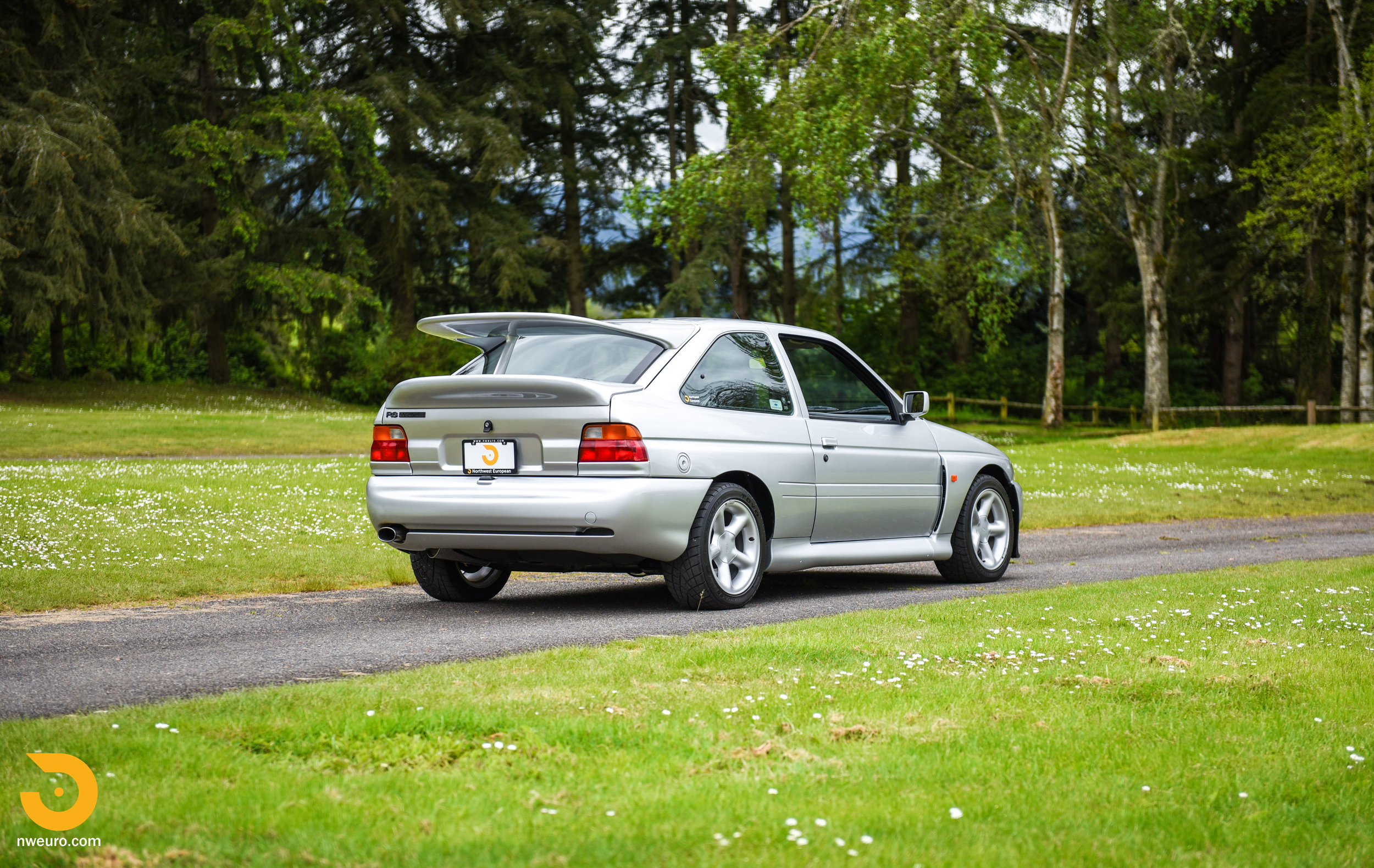 1995 Ford Escort Cosworth RS Silver-4.jpg