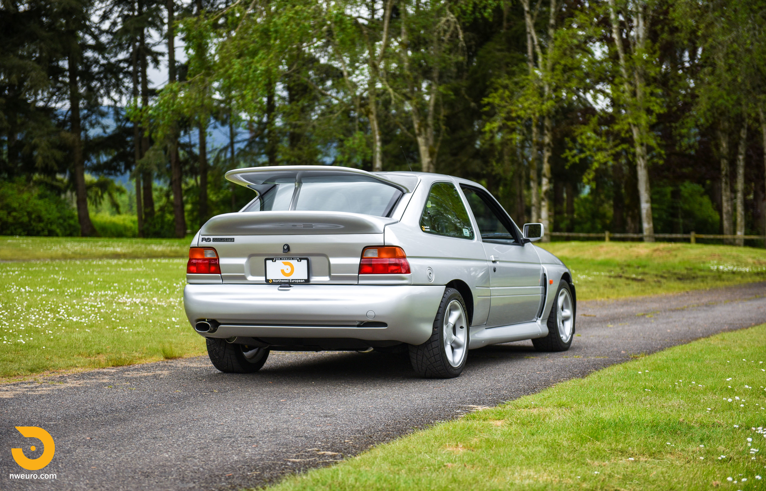1995 Ford Escort Cosworth RS Silver-5.jpg