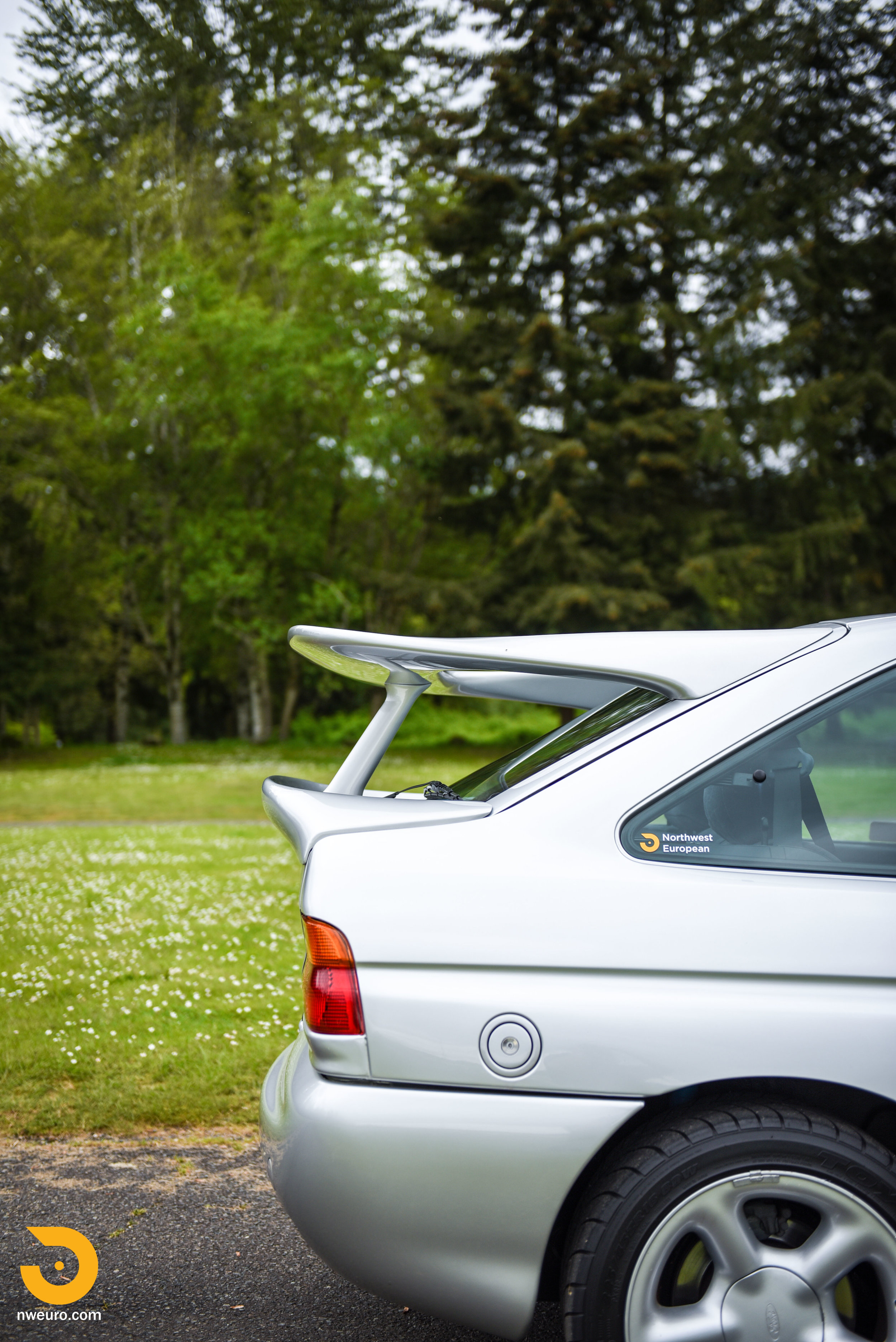1995 Ford Escort Cosworth RS Silver-7.jpg