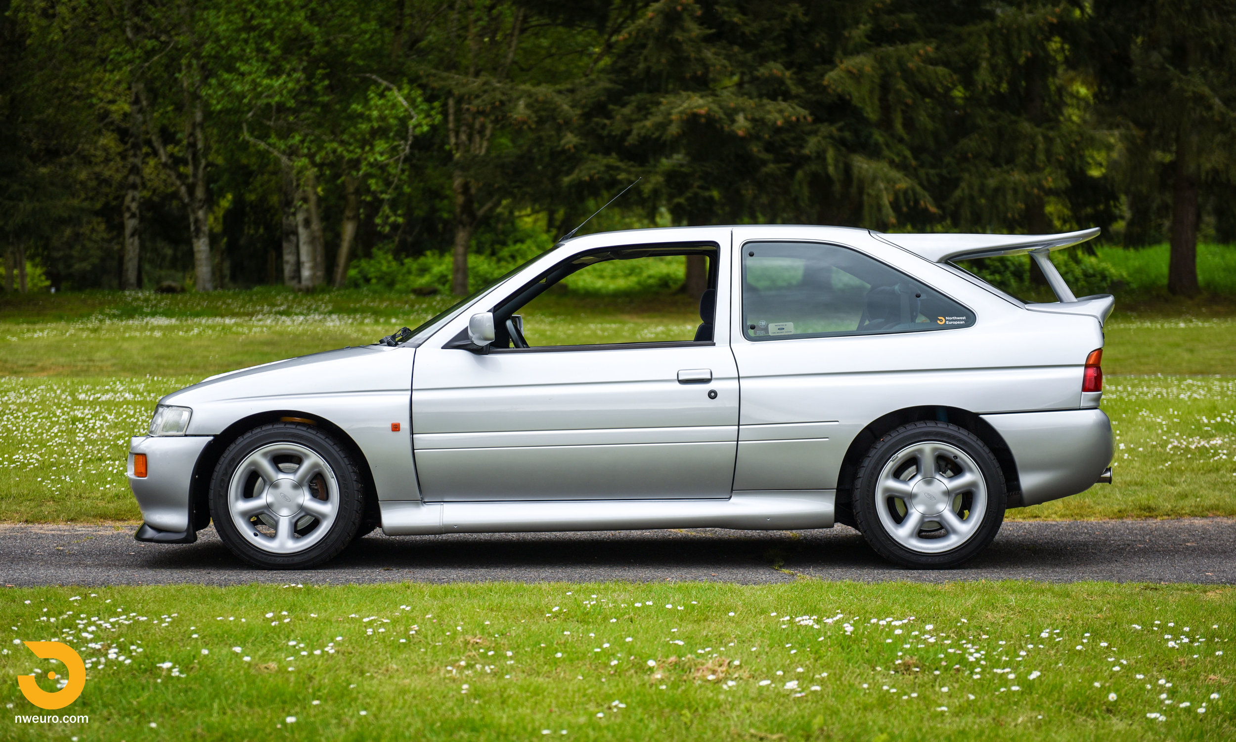 1995 Ford Escort Cosworth RS Silver-12.jpg
