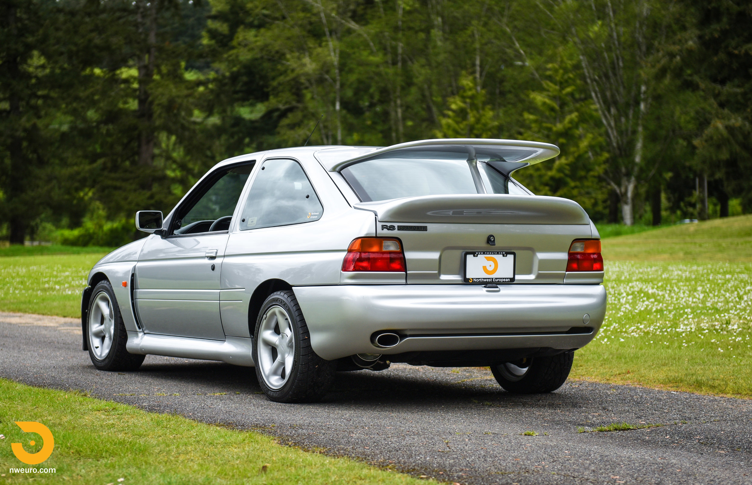 1995 Ford Escort Cosworth RS Silver-19.jpg
