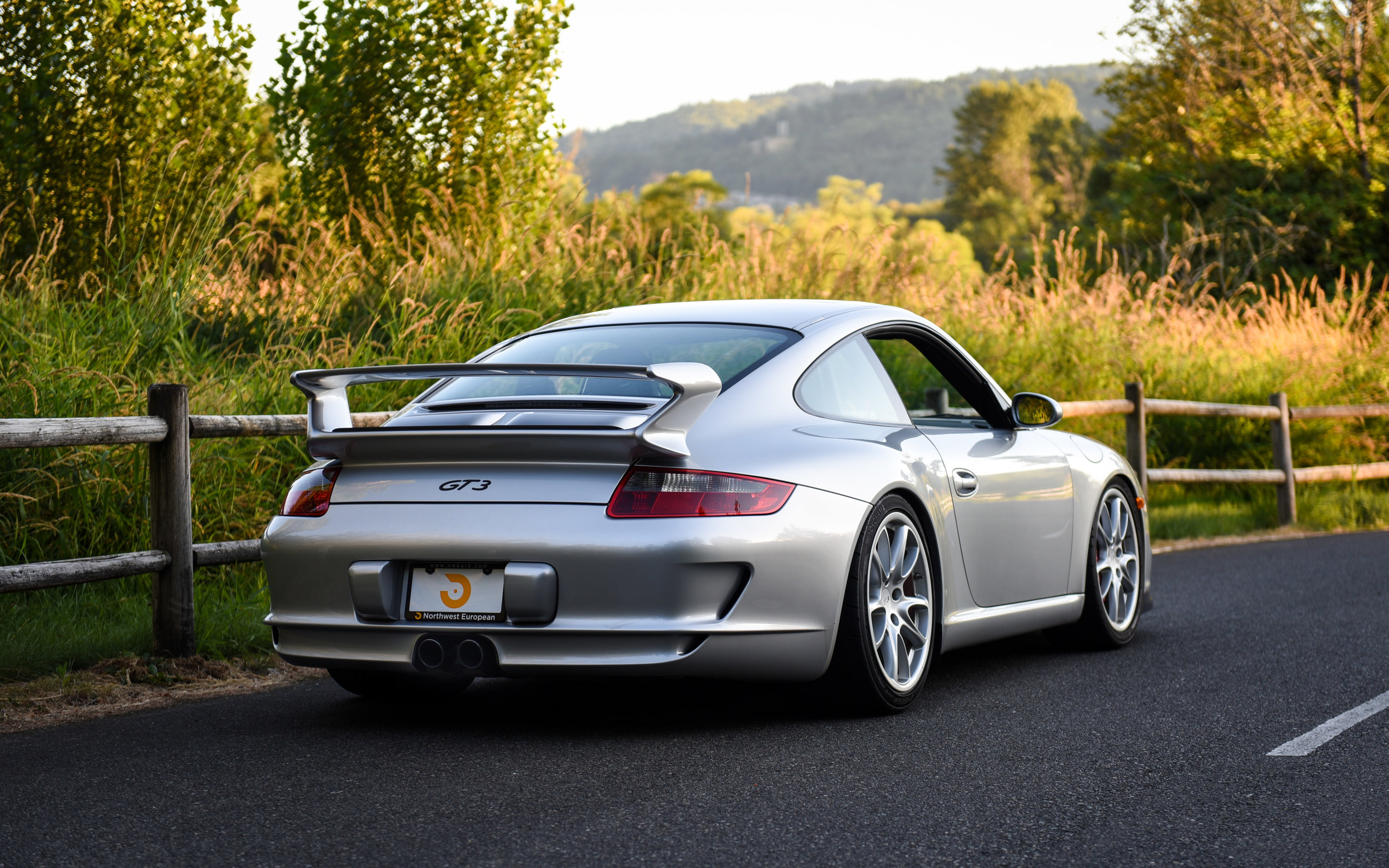 2007 Porsche 997 Gt3 Northwest European