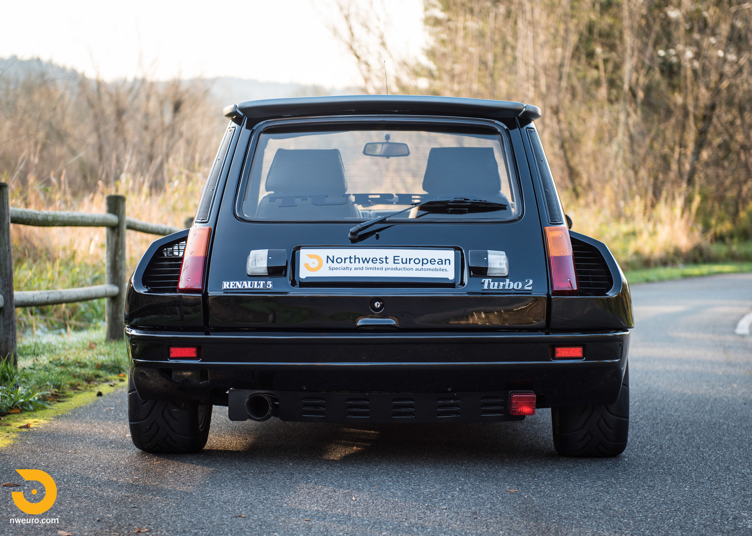 1983 Renault R5 Turbo 2 Black at Park-2.jpg