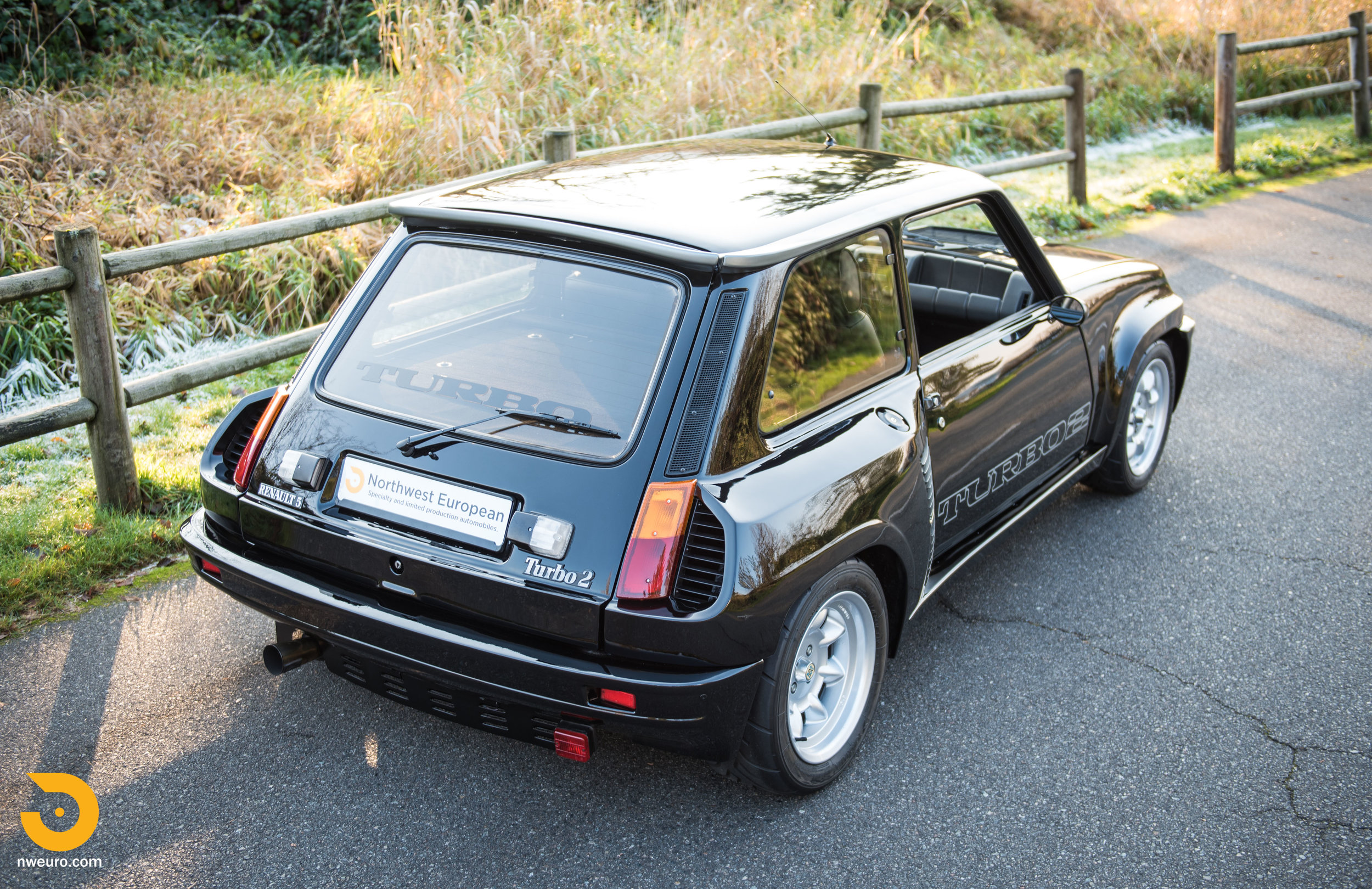 1983 Renault R5 Turbo 2 Black at Park-7.jpg