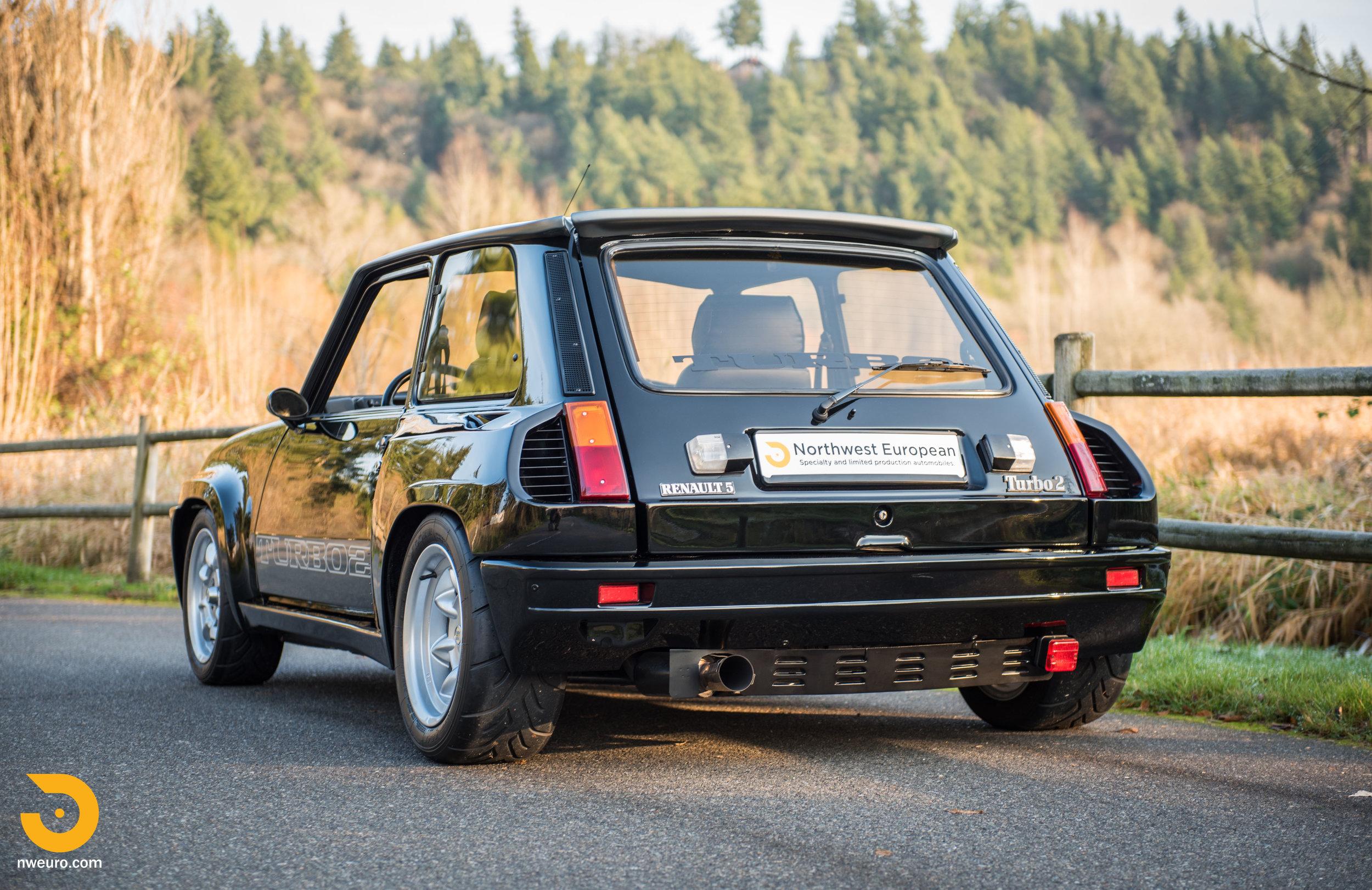 1983 Renault R5 Turbo 2 Black at Park-14.jpg