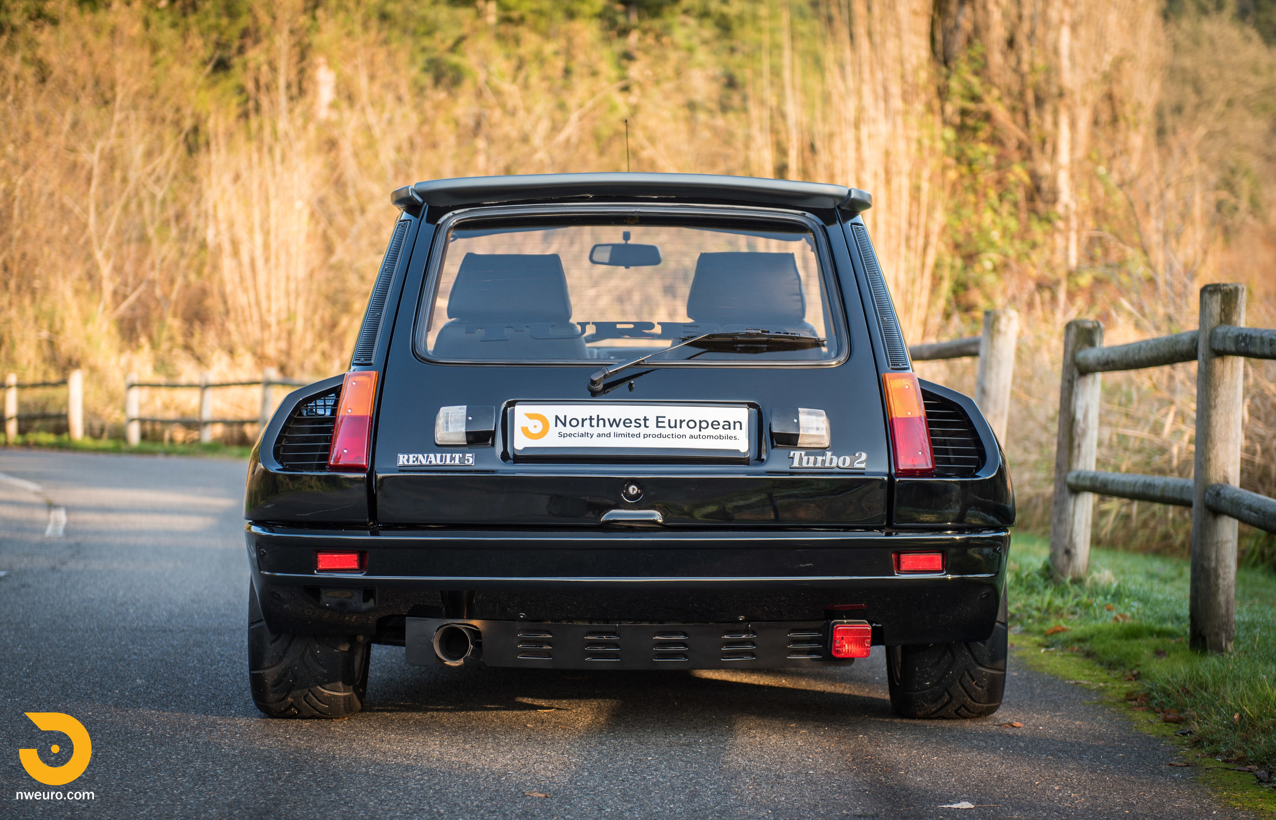 1983 Renault R5 Turbo 2 Black at Park-15.jpg