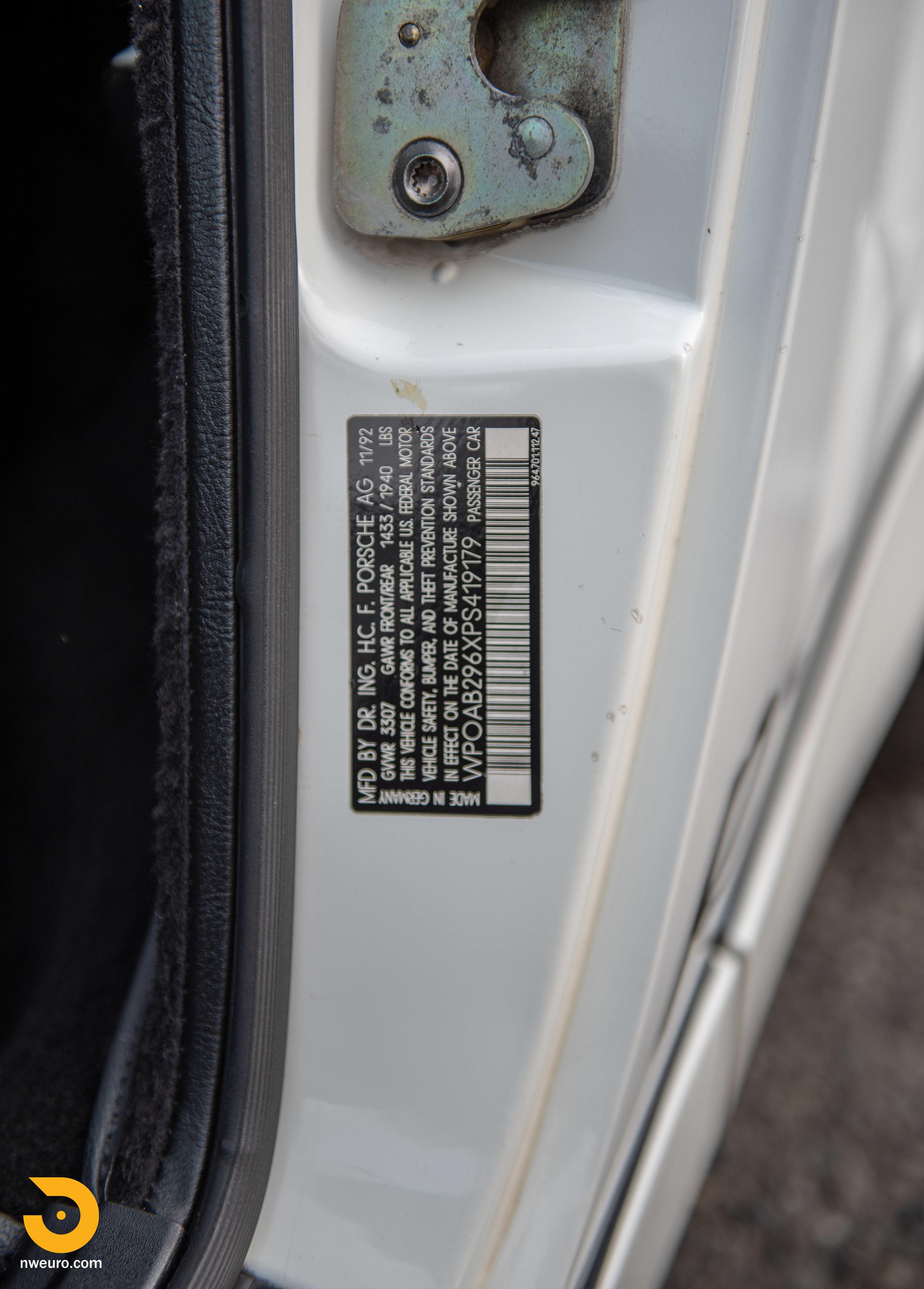 1993 Porsche RS America White-82.jpg