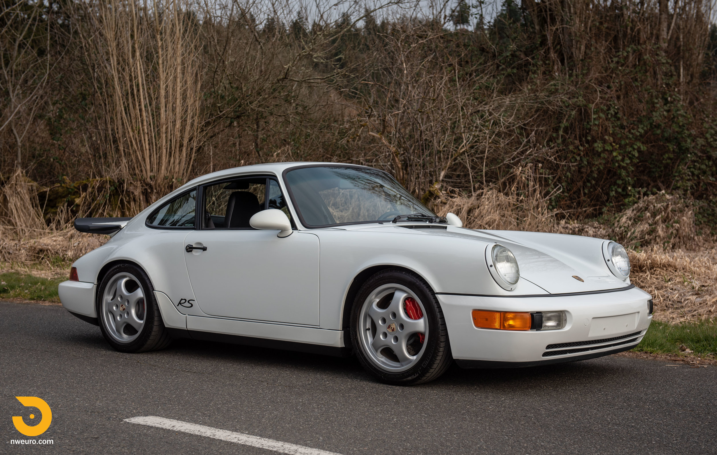 1993 Porsche RS America White-118.jpg