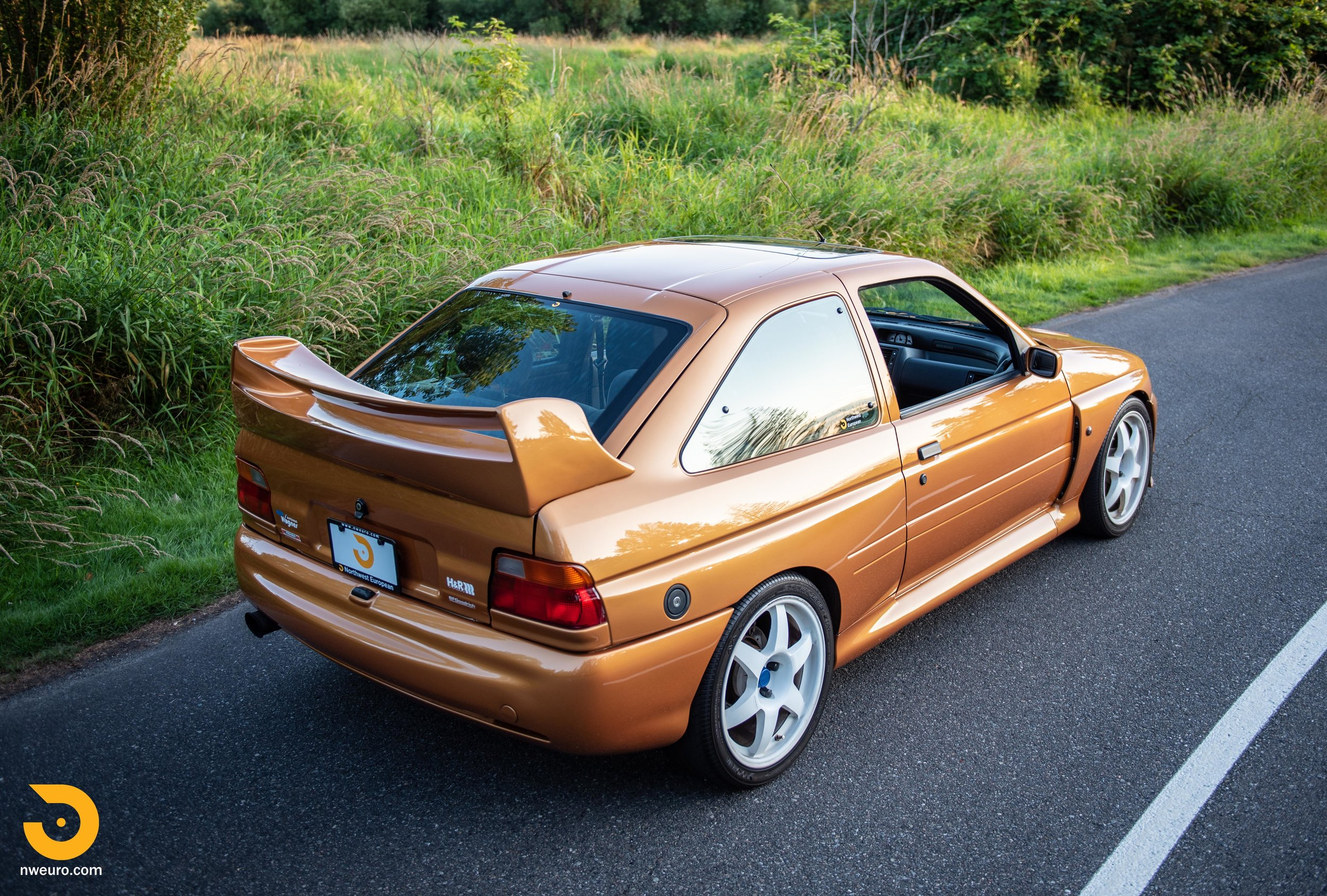 1995 Ford Escort Cosworth RS Gold-18.jpg