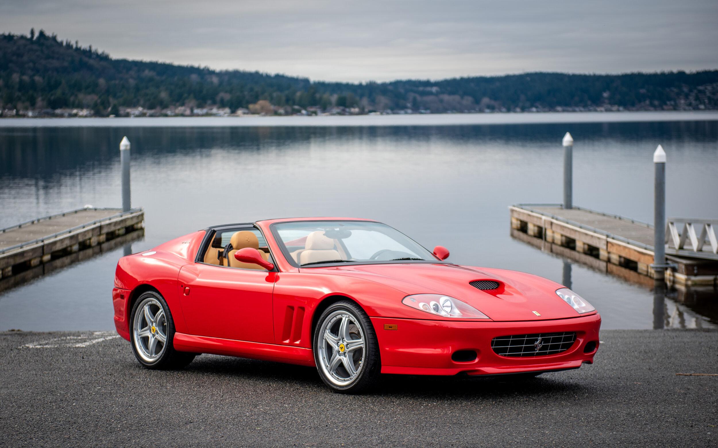 2005 Ferrari 575 Superamerica Northwest European