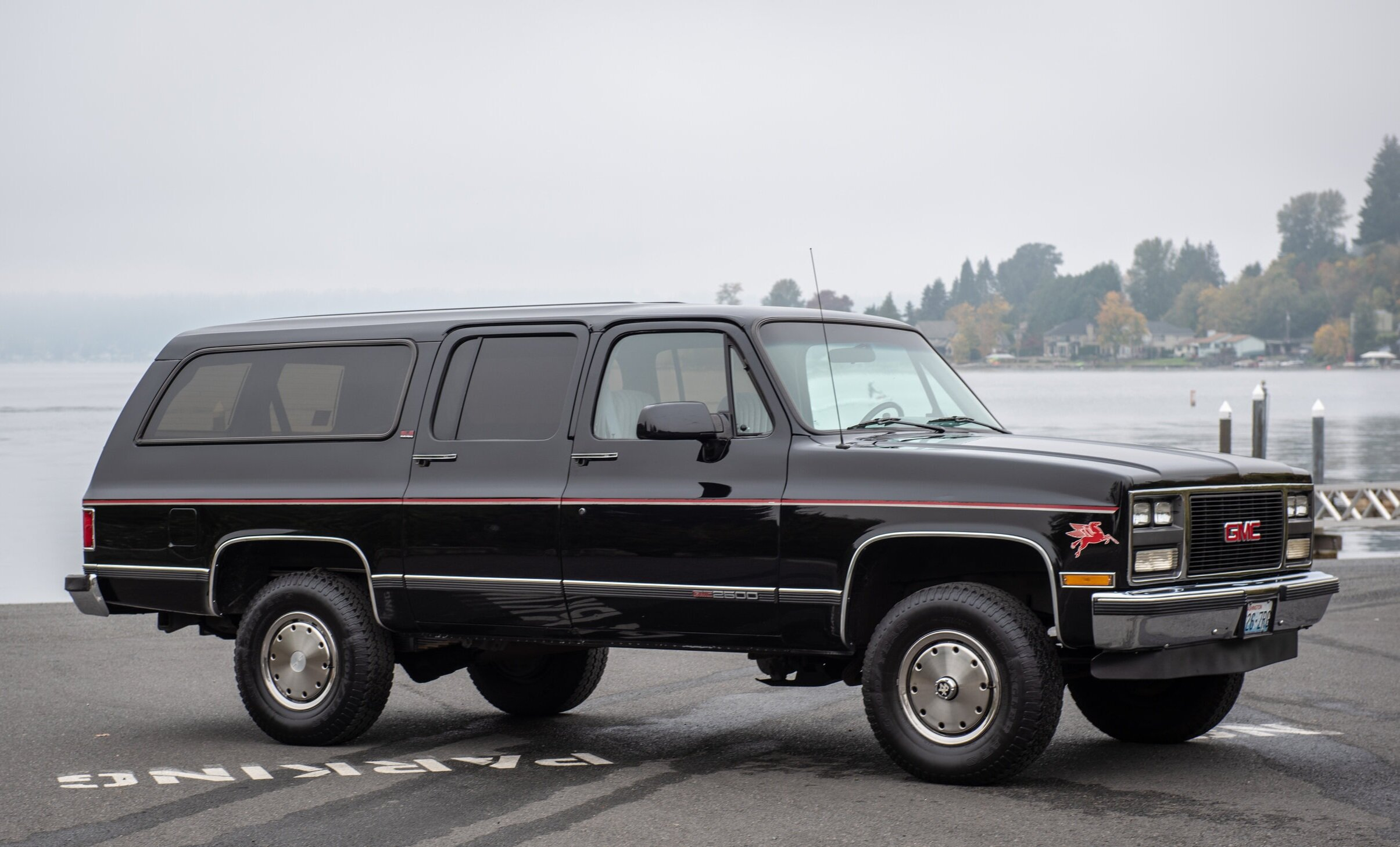 1990 Gmc Suburban Northwest European
