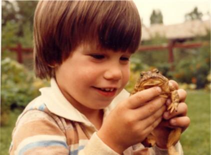 I've always liked slimy creatures