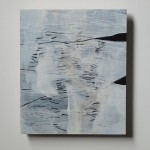 Untitled #6 28 x 24 cm acrylic on paper mounted on board $800