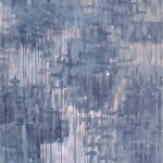 Untitled #28 100 x 75 cm acrylic on linen $1,900