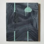 Untitled #33 48 x 40 cm acrylic on board $990