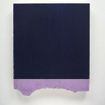 Things only revealed in the night, 2013 Acrylic on prepared EPS panel 56x46x4cm $1,800