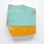 Flatland Boogie, 2013 Acrylic on prepared EPS panel 32x34x4cm $990